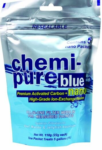 Chemi-Pure Pond Clarifier for Store Use (22g., 5 Pack) by Boyd Enterprises