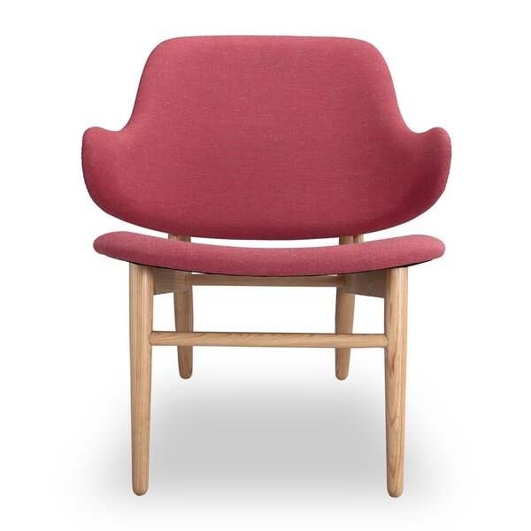 Emond Lounge Chair by Comm Office