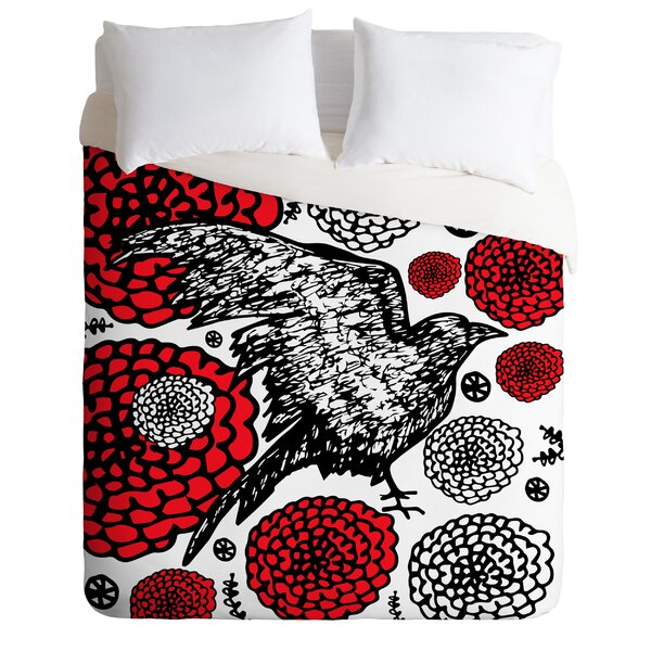 Raven Rose Duvet Cover Collection