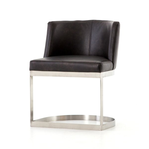 Kora Patio Dining Chair by Everly Quinn