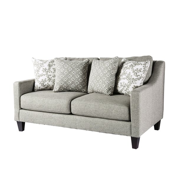 Canby Stain Resistant Loveseat by Latitude Run