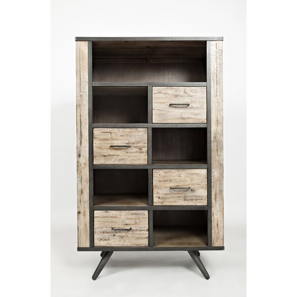 Shirlee Cube Unit Bookcase by Union Rustic