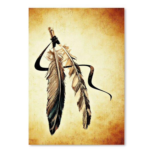 Feather Wall Art Set | Wayfair