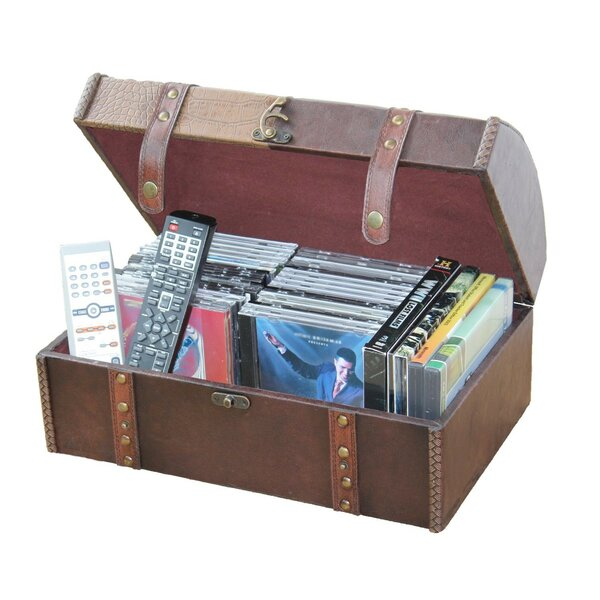 Multimedia Tabletop Storage by Quickway Imports