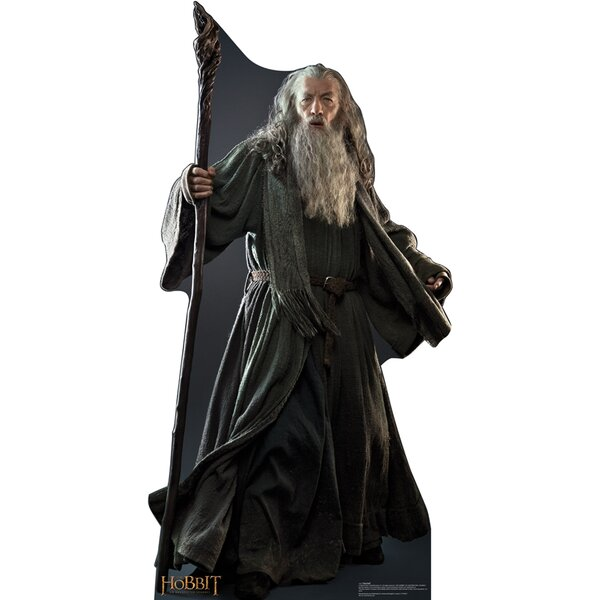 Gandalf - the Hobbit Cardboard Standup by Advanced Graphics