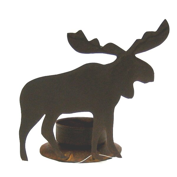 Tin Moose Hurricane (Set of 2) by Craft Outlet