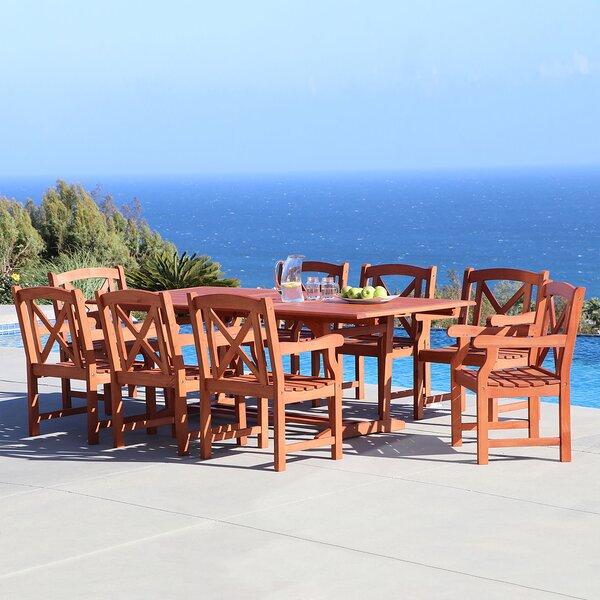 Stephenie Dining Set By Longshore Tides
