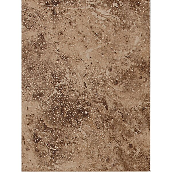 Cromwell 9 x 12 Ceramic Field Tile in Edgewood by Itona Tile