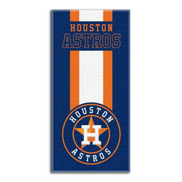 MLB Zone Beach Towel by Northwest Co.