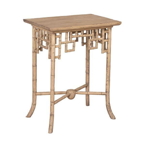 Chipley End Table by Bay Isle Home
