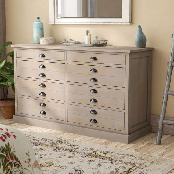 Boston 8 Drawer Double Dresser by August Grove