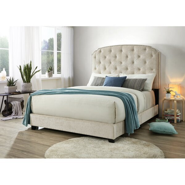 Ruthie Upholstered Standard Bed by Willa Arlo Interiors