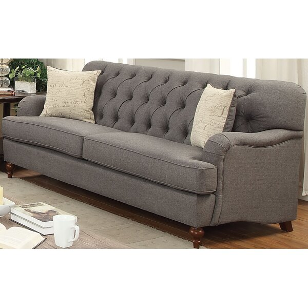 Explore The Wide Collection Of Oakes Standard Sofa by Canora Grey by Canora Grey