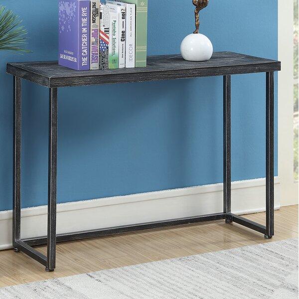 Buy Cheap Harva Parquet Console Table