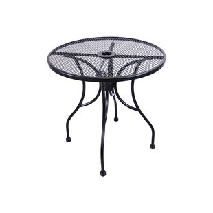 Read Reviews Wrought Iron Dining Table By H&D Restaurant Supply, Inc.