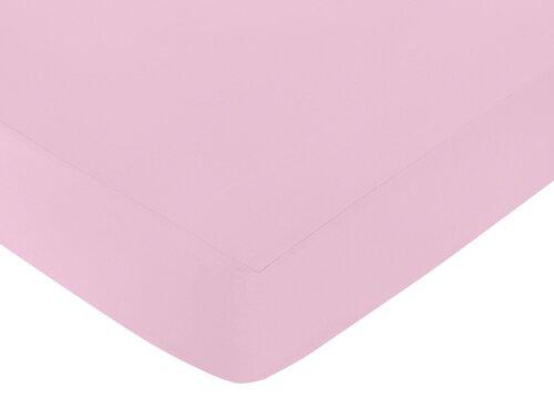 Elizabeth Fitted Crib Sheet by Sweet Jojo Designs