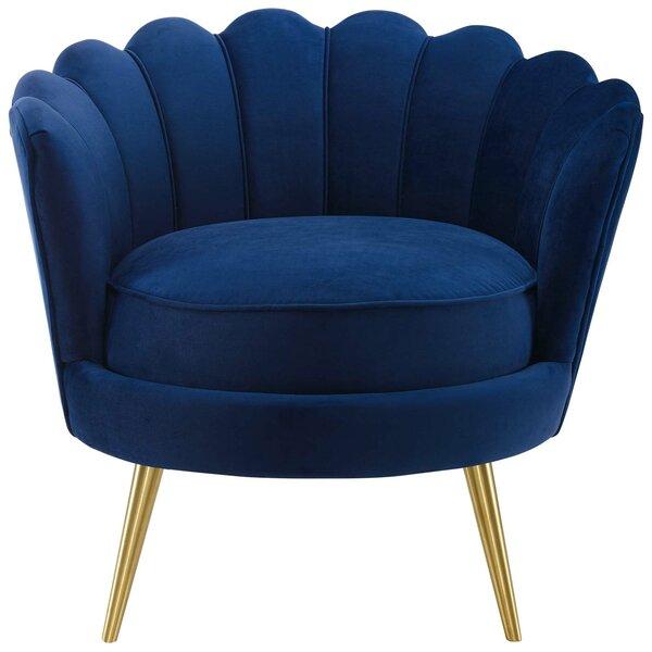 Demers Barrel Chair by Mercer41 Mercer41