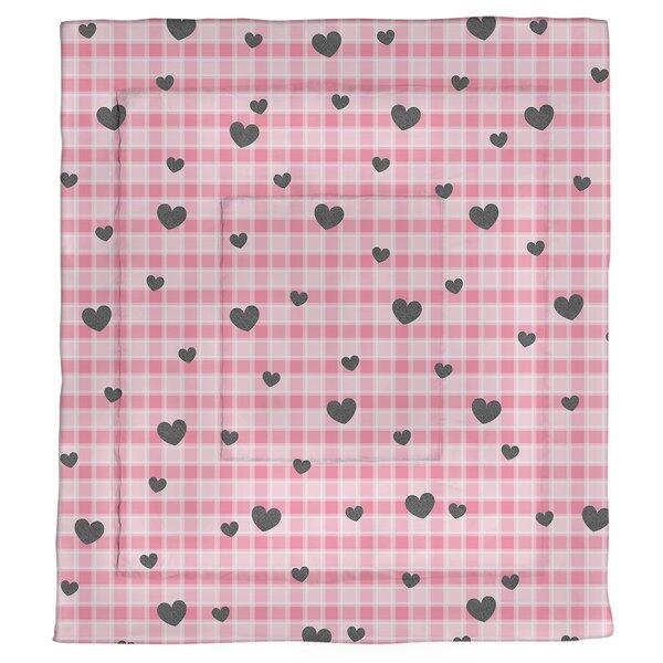 Valentine's Day Single Comforter