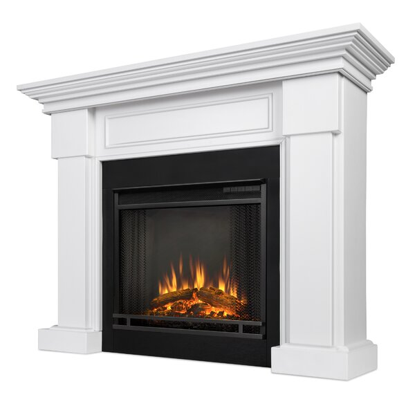 Hillcrest Electric Fireplace by Real Flame