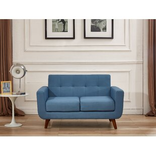 Perris Linen Living Room 2Pc by George Oliver
