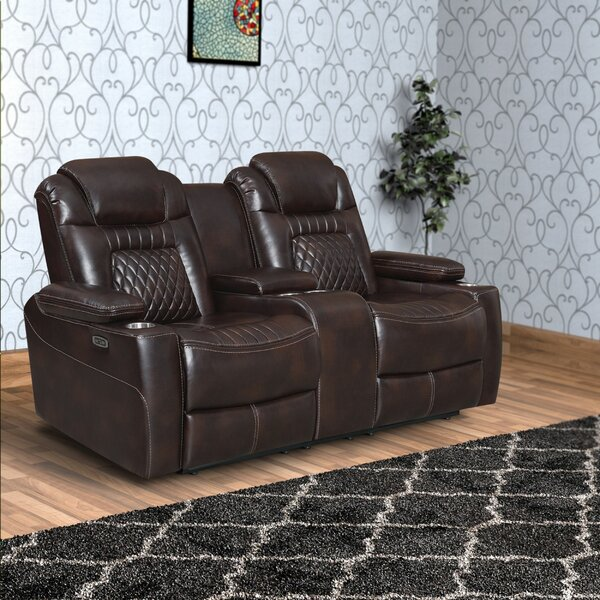 Best Discount Online Petterson Reclining Loveseat by Red Barrel Studio by Red Barrel Studio