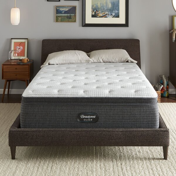 900-C Plush 16.7 inch Plush Pillow Top Mattress by Beautyrest