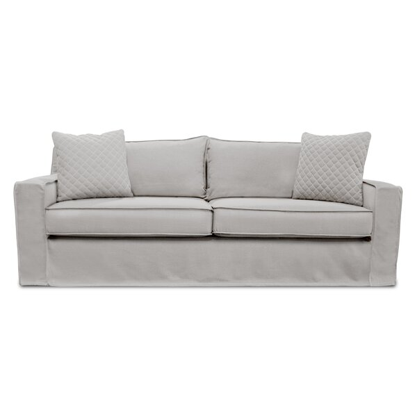 William Slipcover Sofa by South Cone Home