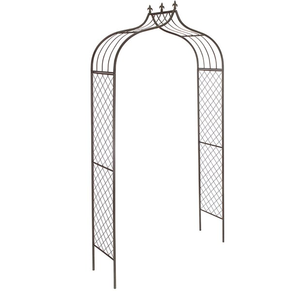 Versaille Steel Arbor by World Source Partners