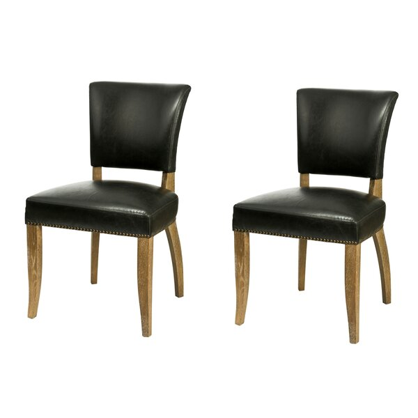 Junior Upholstered Dining Chair (Set of 2) by Corrigan Studio