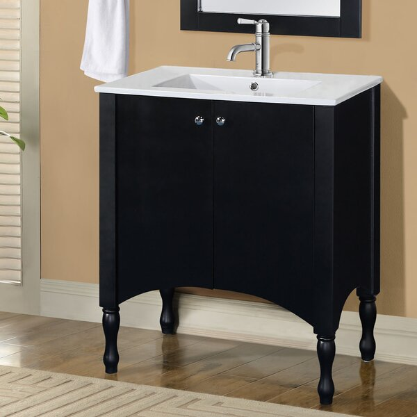 Heyward 30 Single Vanity Set by Alcott Hill