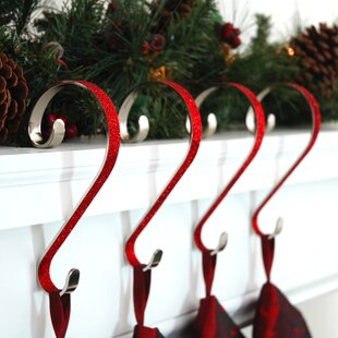 quickview - Decorative Christmas Stocking Holders
