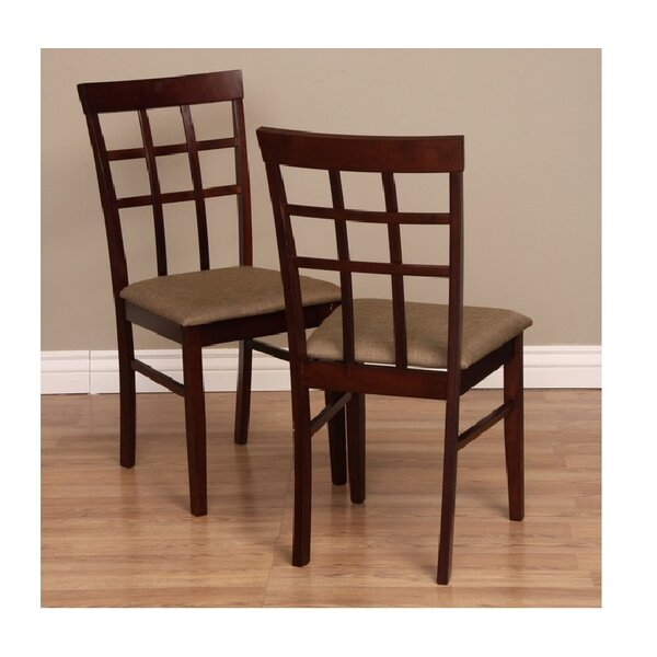 Tiffany Justin Side Chair (Set of 2) by Warehouse of Tiffany