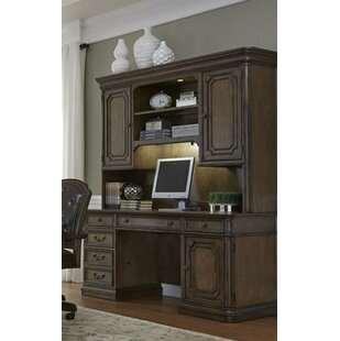 Passabe Executive Desk with Hutch
