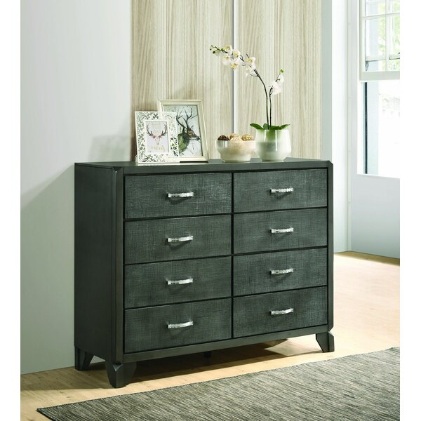 Blasingame Blasingame 8 Drawer Double Dresser by Red Barrel Studio