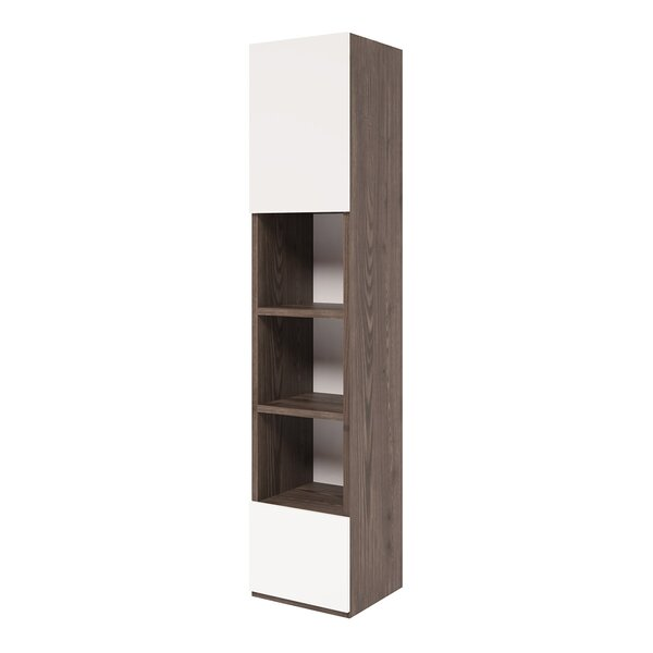 Gautreau Convertible Cabinet Standard Bookcase by Brayden Studio