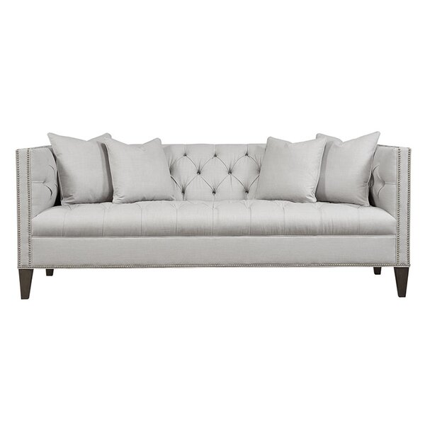 Chatham Chesterfield Sofa by Duralee Furniture