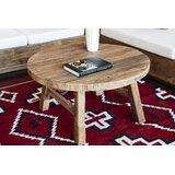 Vern Solid Wood Coffee Table by Loon Peak®