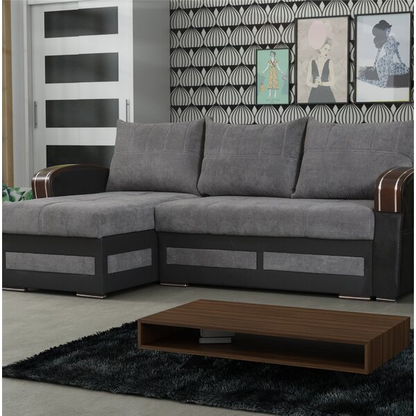 Vitela Reversible Sleeper Sectional