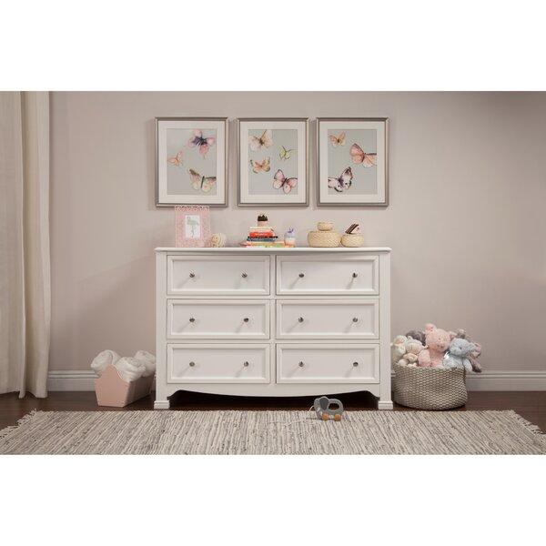 Kalani 6 Drawer Dresser by DaVinci