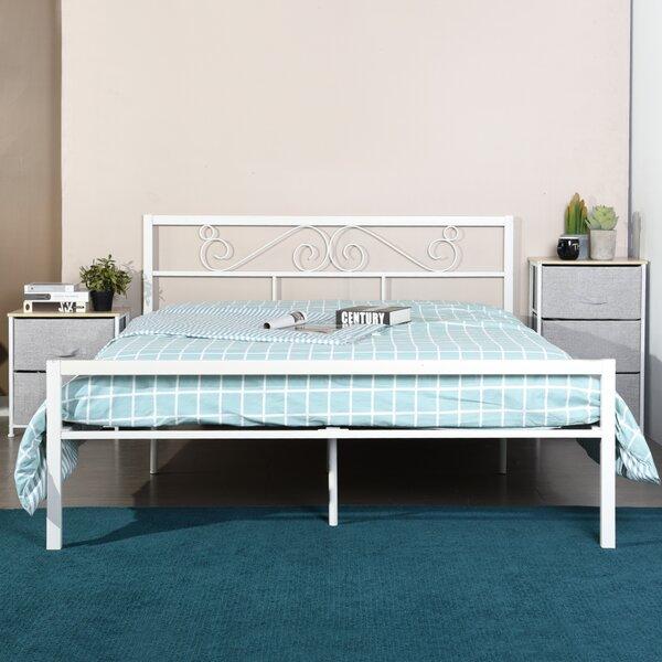 Asynjur Platform Bed by Winston Porter
