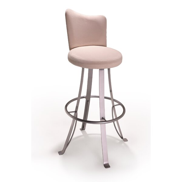 Buzz 30 Swivel Bar Stool by Createch