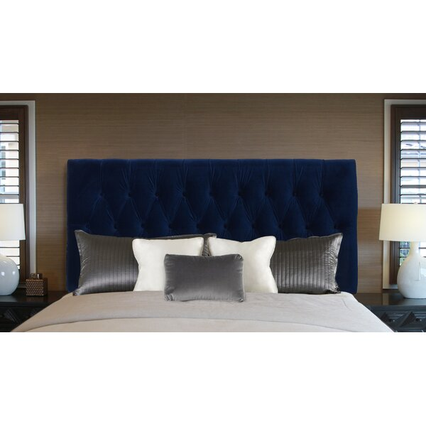 Hawtree Upholstered Panel Headboard by Willa Arlo Interiors