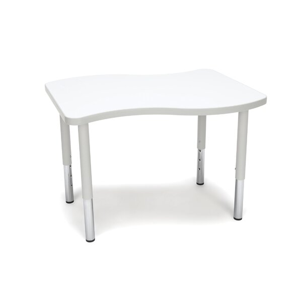 Adapt Series Manufactured Wood Adjustable Height Multi-Student Desk by OFM