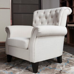 Low priced Adalyn Wingback Chair By Alcott Hill