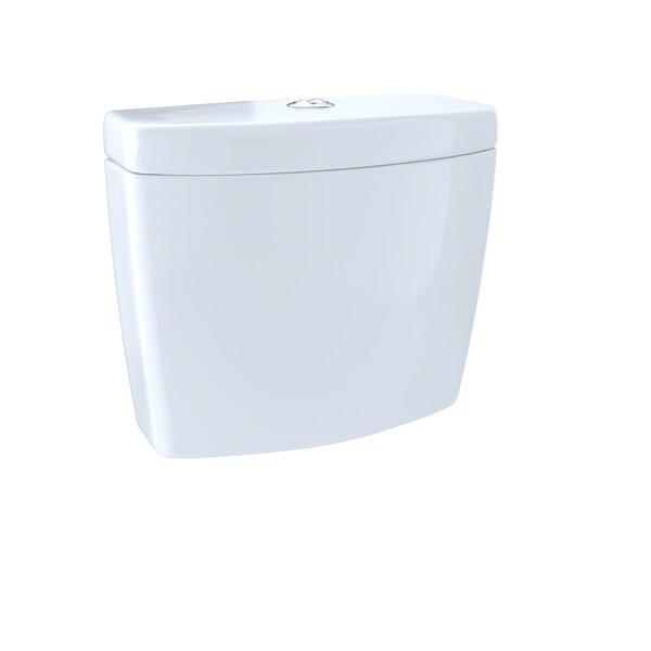 Aquia II Dual Flush Toilet Tank by Toto