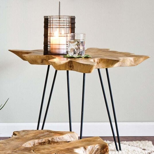 Takara End Table by Design Ideas