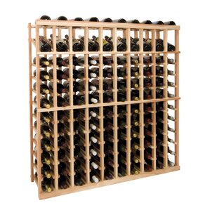 Vintner Series 120 Bottle Floor Wine Rack by Wine Cellar Innovations