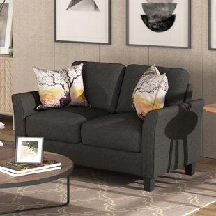 Bascombe 2 Piece Standard Living Room Set by Red Barrel Studio®