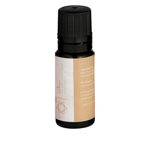 Invigorating Chakra 10ml Essential Oil by Mr. Steam
