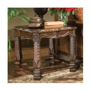 Windsor Court End Table by..